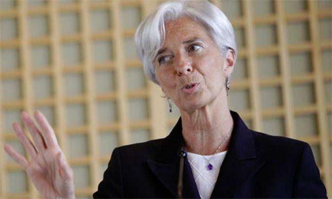 IWFNachfolge Lagarde gelaufen
