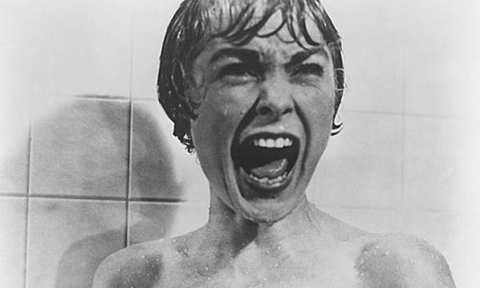 Psycho: Janet Leigh unter der Dusche