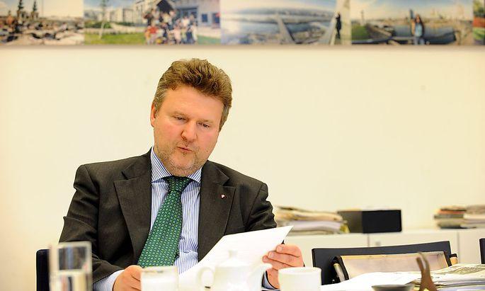Nach dem Fall Wurm will Wohnbaustadtrat Michael Ludwig die Compliance-Regeln verschärfen.