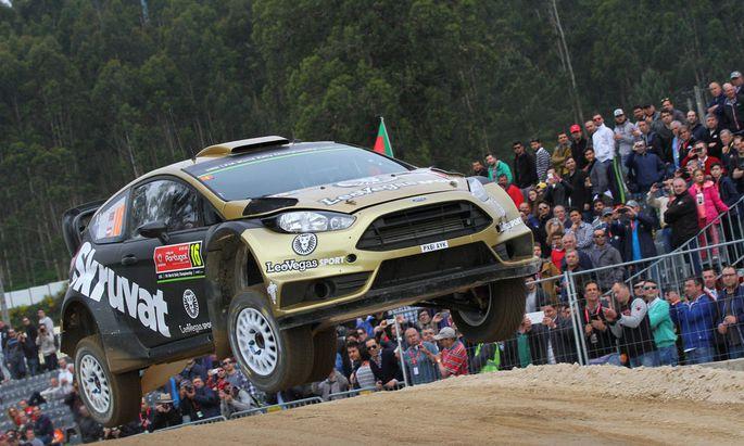 RALLY - WRC, Rally Portugal
