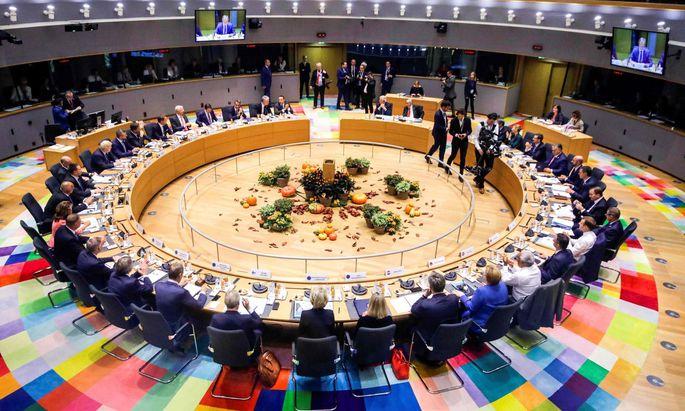 EU-Gipfel in Brüssel hat den neuen Brexit-Vertrag gebilligt