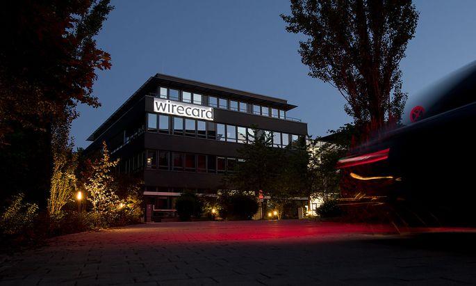 Wirecard-Hauptquartier