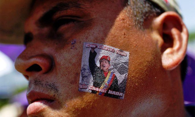 Einbalsamiert Lenin Totenkult Chvez