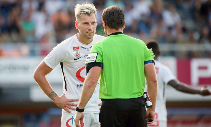 SOCCER - BL, Hartberg vs A.Wien