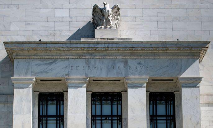 Die US-Notenbank wird die Zinsen vorerst unverändert lassen.
