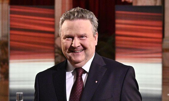 Michael Ludwig stellt für die SPÖ die alte Ordnung her.