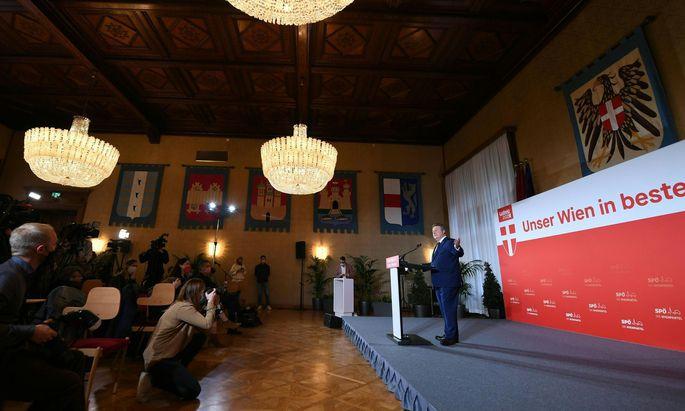 Die Wiener SPÖ unter Bürgermeister Michael Ludwig wird die erste rot-pinke Koalition auf Landesebene in Österreich eingehen