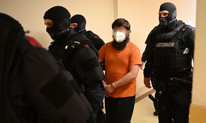 WIEN: TERROR-PROZESS GEGEN MUTMASSLICHEN IS-UNTERSTUeTZER