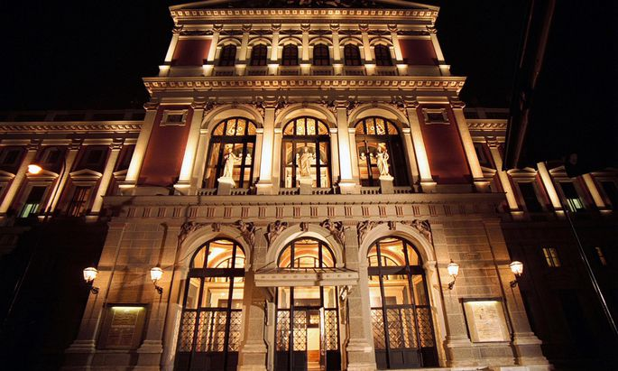 Goldene Kl�nge - Der Musikverein Wien