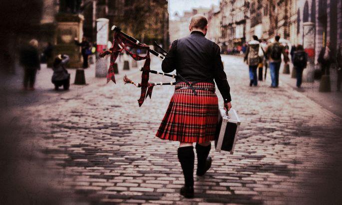 Schottland will sich Gehör verschaffen