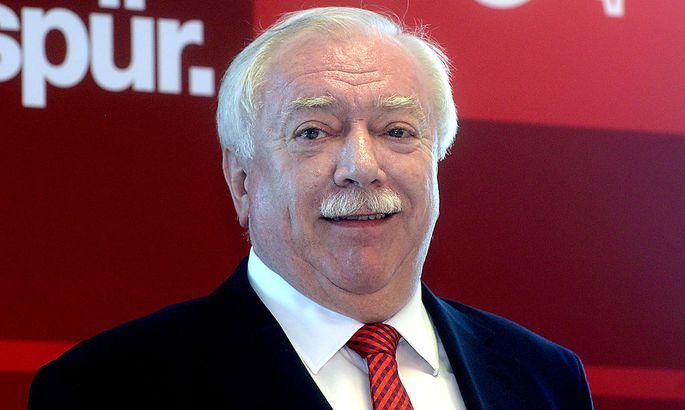 Der Wiener Bürgermeister Michael Häupl (SPÖ)