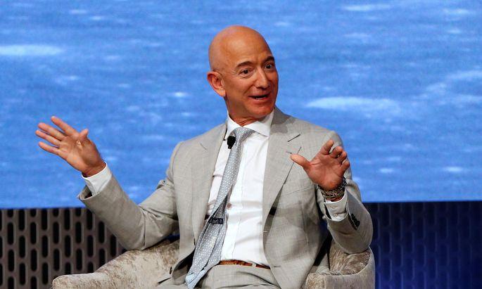 Auch Amazon-Gründer Jeff Bezos nutzt die Dienste eines Family Office.