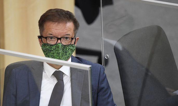 Gesundheitsminister Rudolf Anschober schließt nicht aus, dass es in zwei, drei Wochen zu weiteren Verschärfungen kommt.