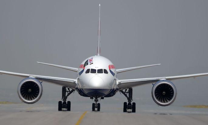 British Airways stellt Flüge nach Kairo ein
