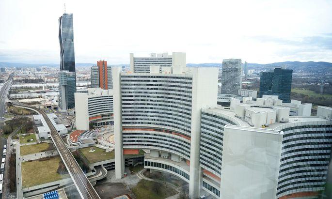 """Das """"Singapurer Übereinkommen"""" ist teils in der Wiener UNO-City (Bild), teils in New York verhandelt worden."""