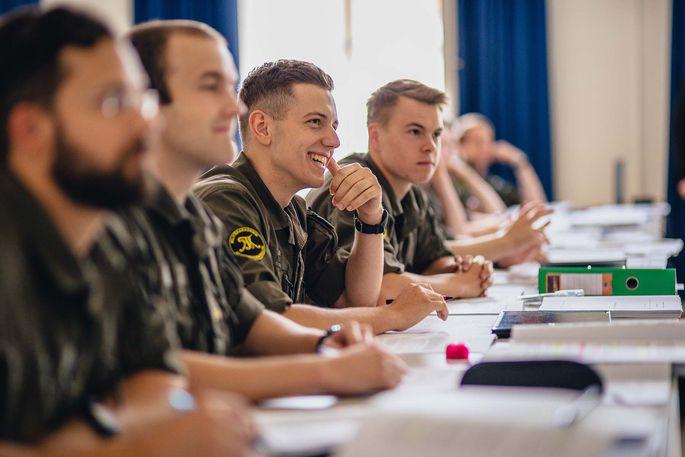 Seit mehr als 20 Jahren bildet der Fachhochschul-Studiengang den wesentlichen Teil der Offiziersausbildung an der Theresianischen Militärakademie.
