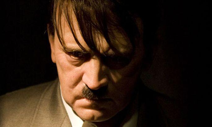 Wachsfigur von Adolf Hitler bei Madame Tussaud