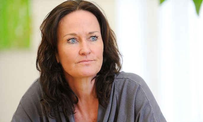 Grüne-Chefin Eva Glawischnig