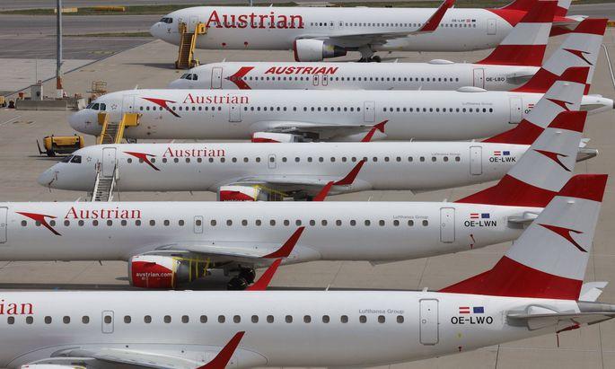 Eurowings, AUA und Co sollen für das Nicht-Fliegen bezahlen.
