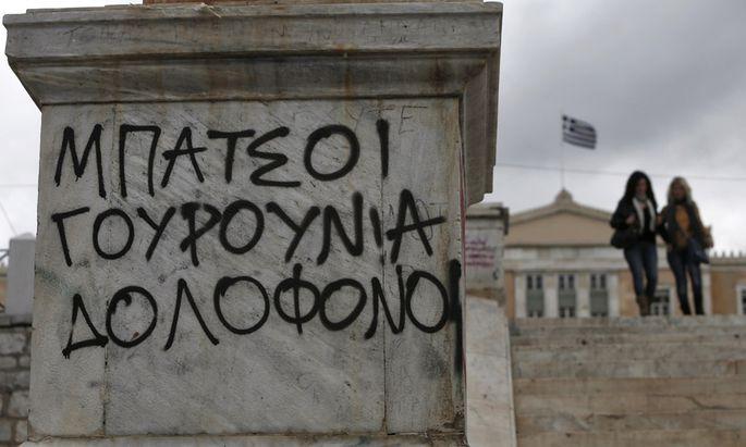 Eurozone schlittert Rezession