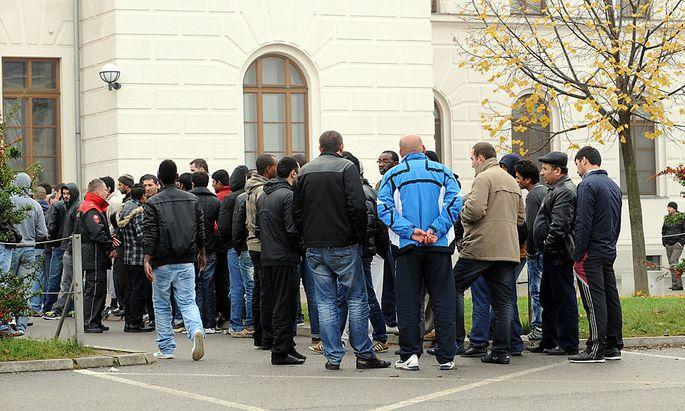 Asyl: Traiskirchen schaltet Volksanwaltschaft ein