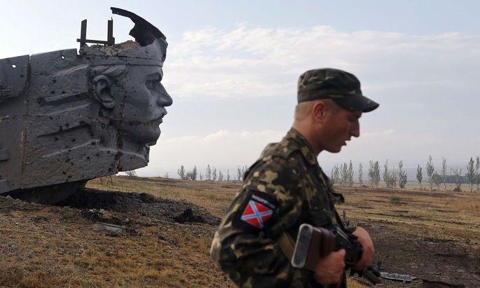 Prorussischen Separatist