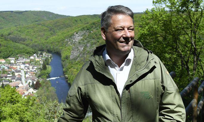 Umweltminister Andrä Rupprechter
