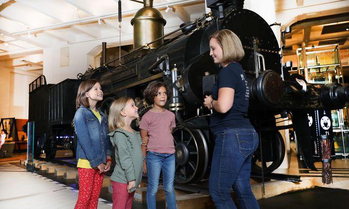Wissensvermittler müssen auch jüngeren Museumsbesuchern altersadäquat begegnen können.