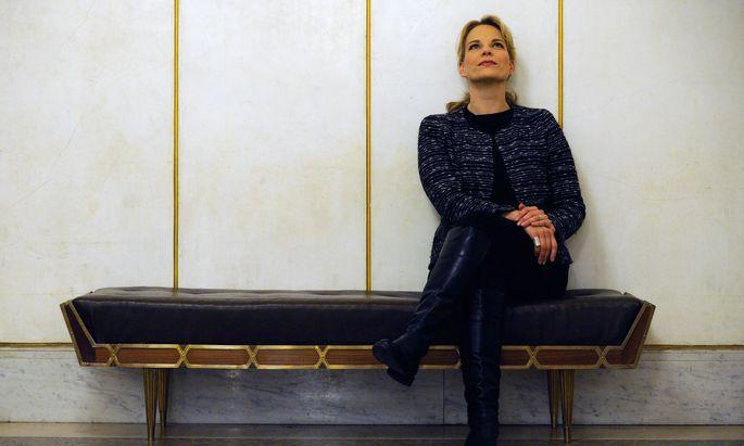 """""""Es wird immer Gelegenheiten geben, bei denen sich die Menschen gekränkt und angegriffen fühlen"""", sagt Mezzosopranistin Elīna Garanča."""