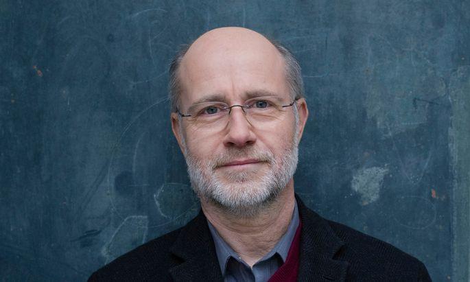 Harald Lesch, Astrophysik-Star und Erklärer komplexer Zusammenhänge.
