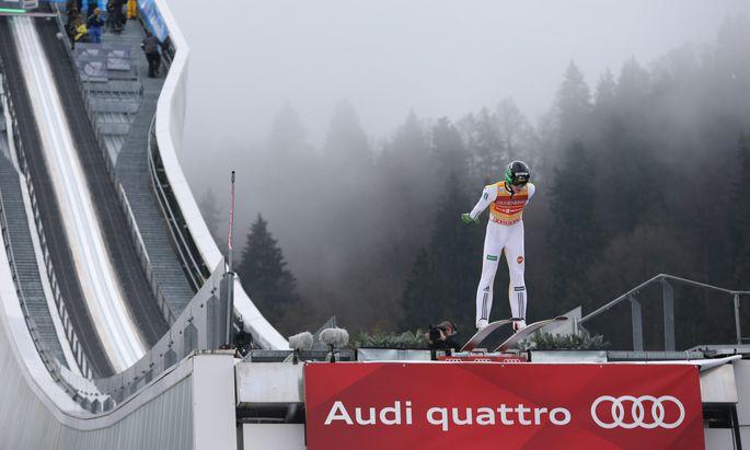 NORDIC SKIING - FIS WC Garmisch, Four Hills Tournament