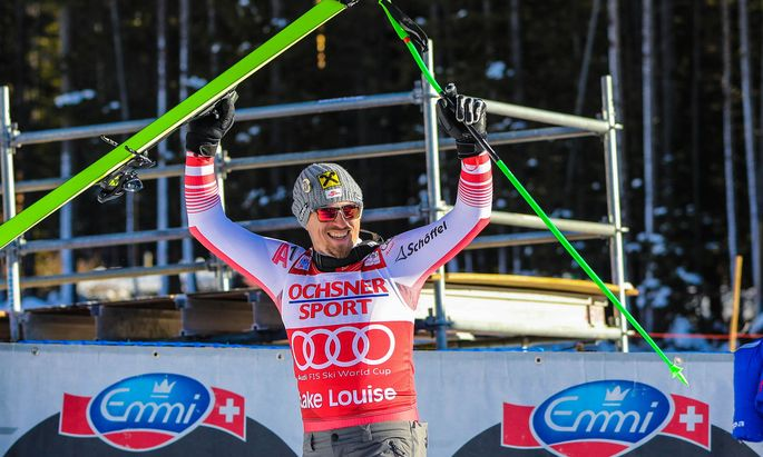 Alpine Skiing: 2018 Lake Louise Audi FIS Ski World Cup
