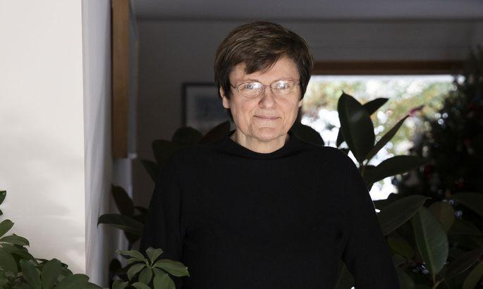 Die Biochemikerin Katalin Karikó, nobelpreisverdächtig.