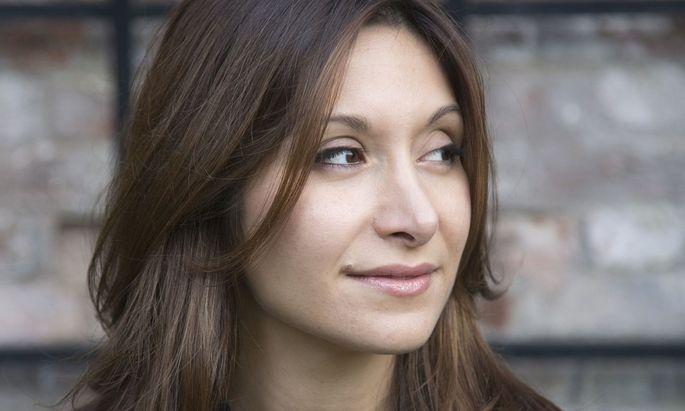 Weit- und weltläufig. Dina Nayeri, 1979 in Isfahan geboren.