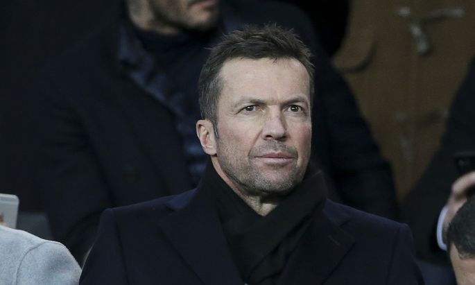 Lothar Matthäus, noch immer Stammgast im Weltfußball.