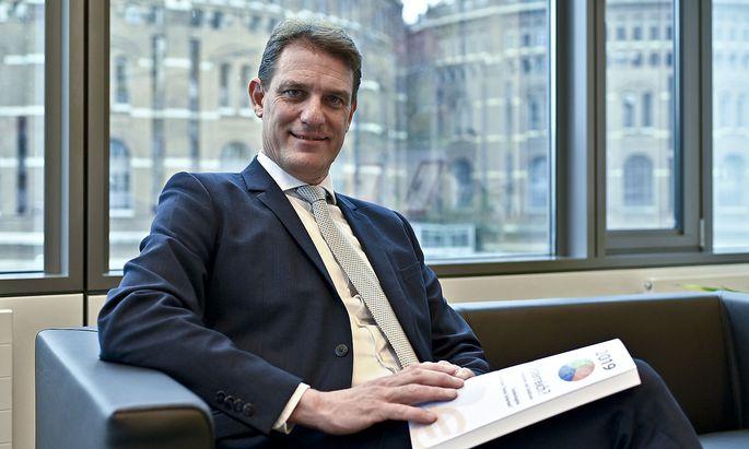Konrad Pesendorfer wird künftig in Saudiarabien für Statistiken zuständig sein.