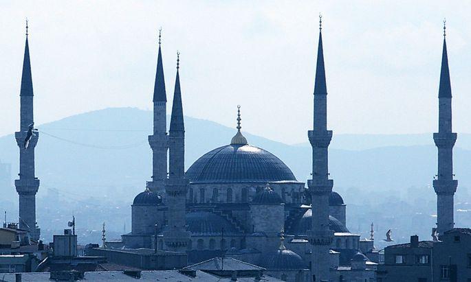 Archivbild: Konstantinopel.