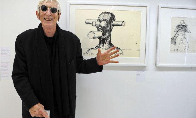 Tomi Ungerer (1931–2019).