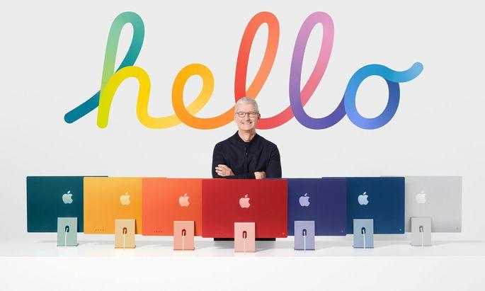 Apple und dessen Chef Tim Cook haben die Märkte mit ihren Zahlen für das erste Quartal wieder einmal positiv überrascht.