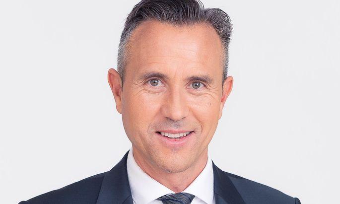 Thomas Loszach, Head of Austria & CEE bei Fidelity International