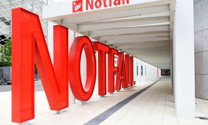 Der Probebetrieb im KH Nord läuft, im Juni startet der Normalbetrieb