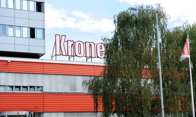 Die Druck- und Vertriebsgesellschaft der Krone baut 120 Stellen ab