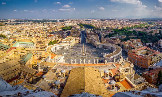 Der Vatikan: Ein Zwergstaat feiert Geburtstag. Am 11. Februar 1929 wurden zwischen dem Heiligen Stuhl und dem Königreich Italien die Lateranverträge abgeschlossen.