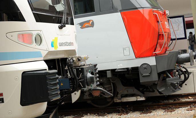 Die ÖBB hat auf der Westbahn private Konkurrenz.
