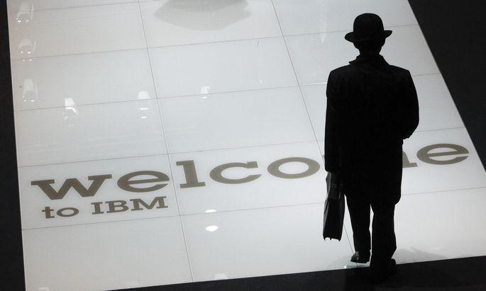 Der US-IT-Riese IBM hat über hundert Jahre auf dem Buckel – und wird in seiner alten Form nicht mehr lang existieren.