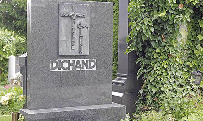 Requiem fuer KroneChef Dichand