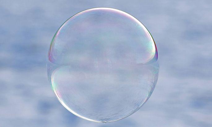 Skeptiker warnen bereits vor einer Spekulationsblase.