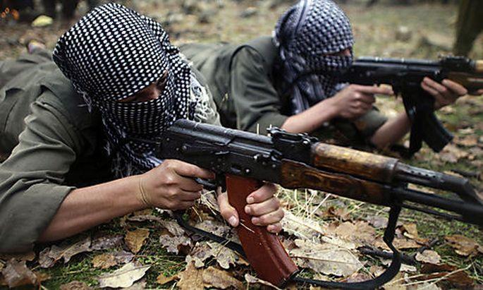 PKK Turkei Gefecht