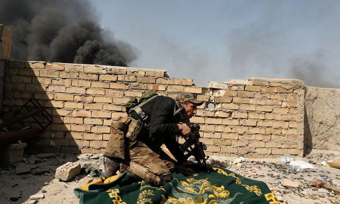 Die Schlacht um Mossul