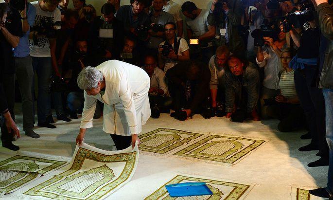2017 eröffnete Seyran Ateş die Ibn-Rushd-Goethe-Moschee in Berlin. Das Wiener Pendant muss noch warten.